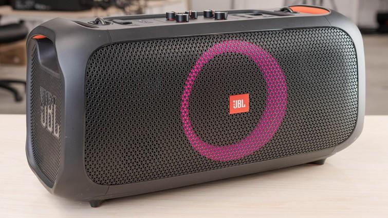 draadloze speaker (JBL Party Box On The Go)