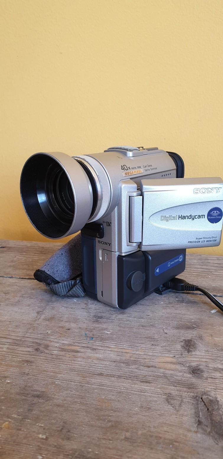 SONY Handycam miniDV