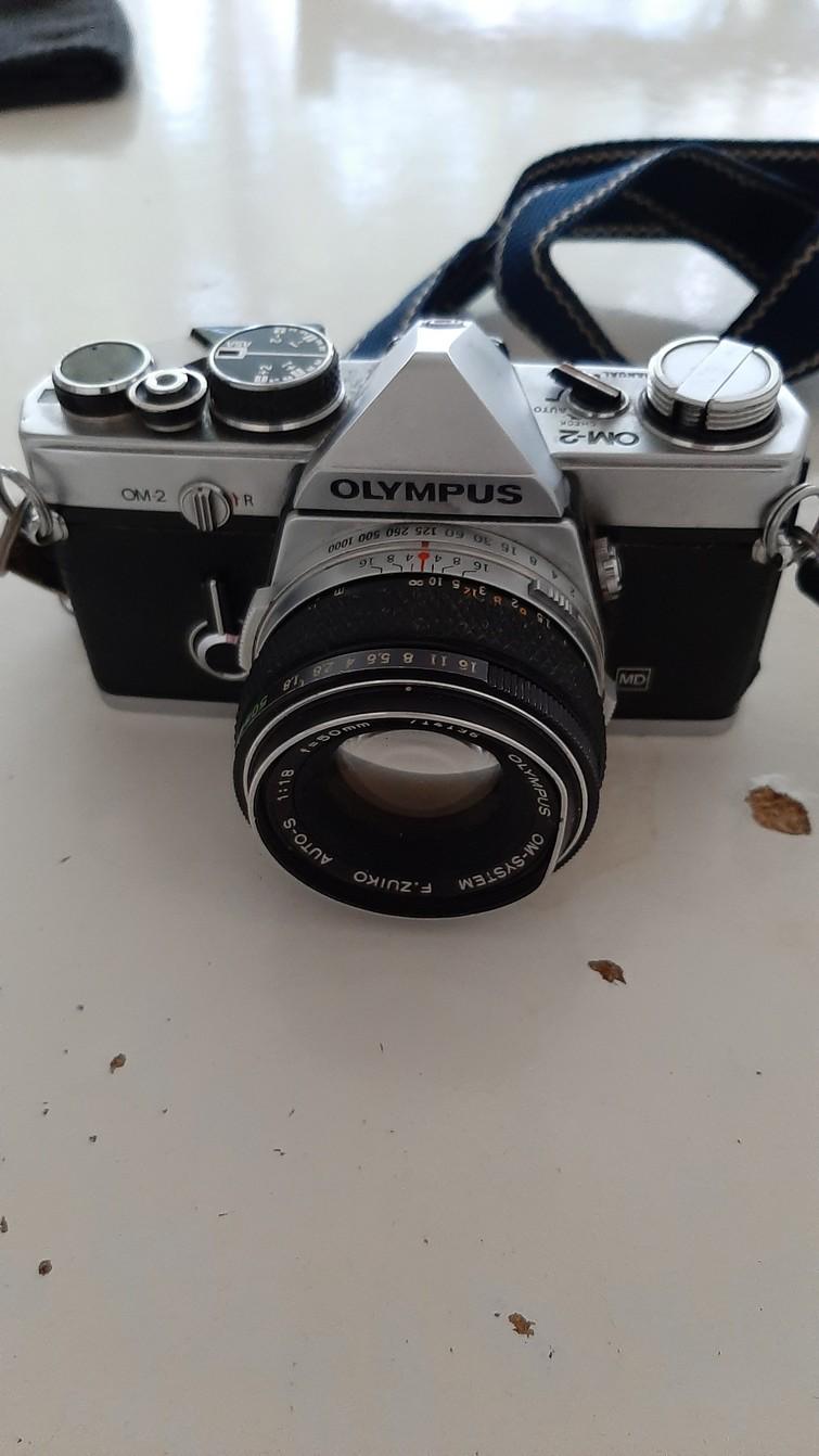 Analoge fotocamera