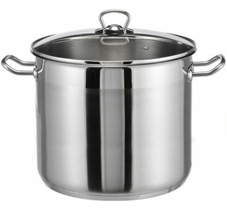 Grote kookpan meer dan 10 liter