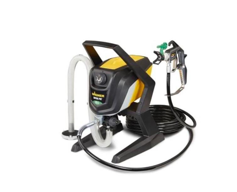 Wagner Airless sprayer controle Pro 250r verfspuit