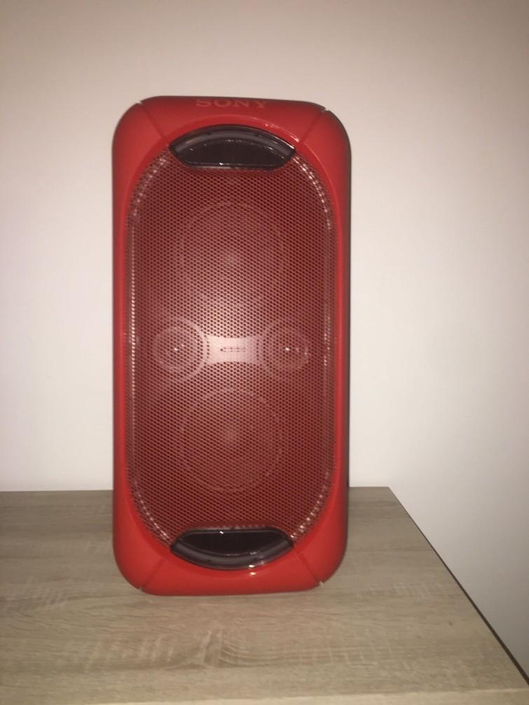 Sony gtk xb60 bluethooth speaker accu tot 14 uur