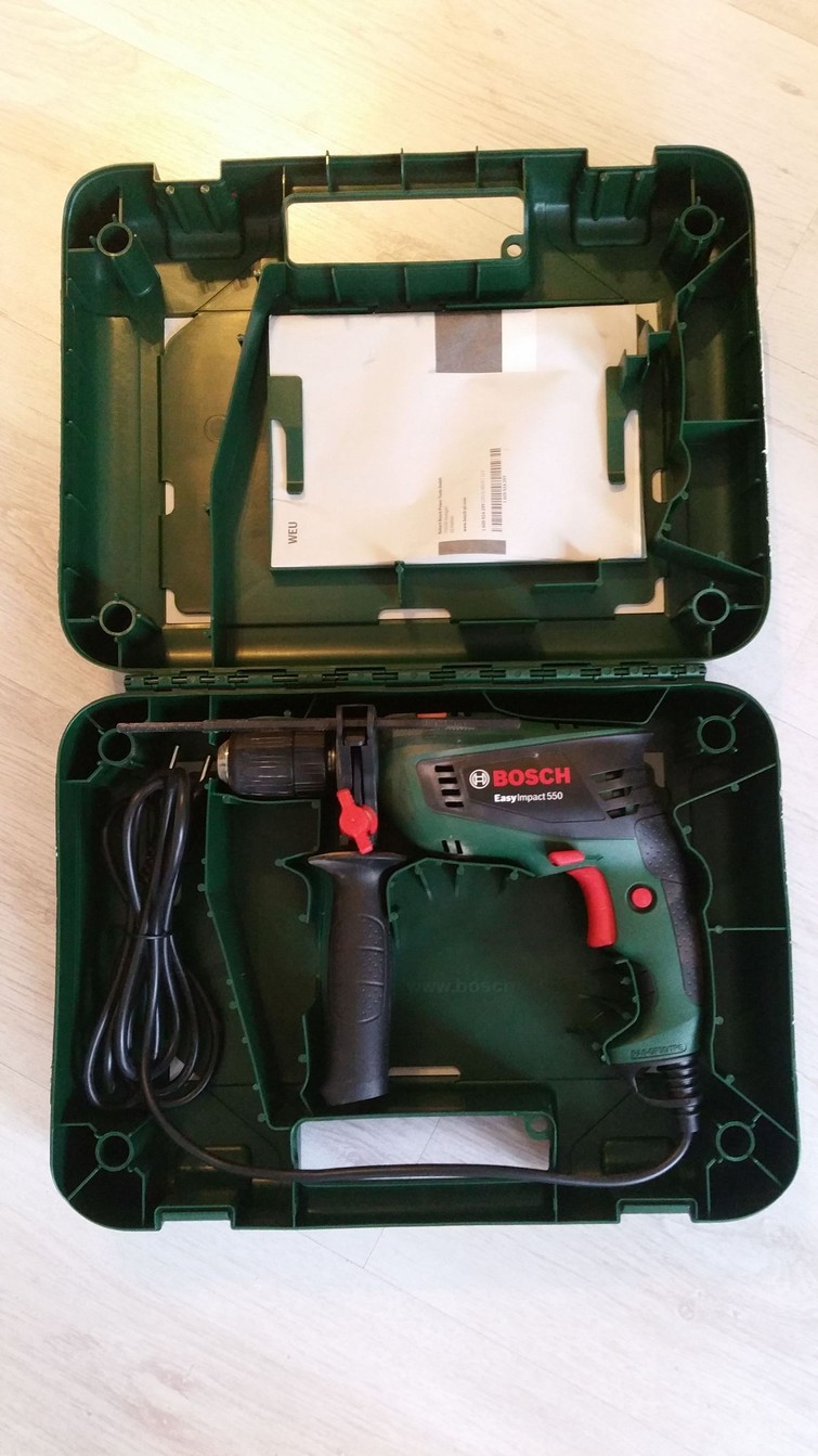 Bosch klopboormachine Easy Impact 550