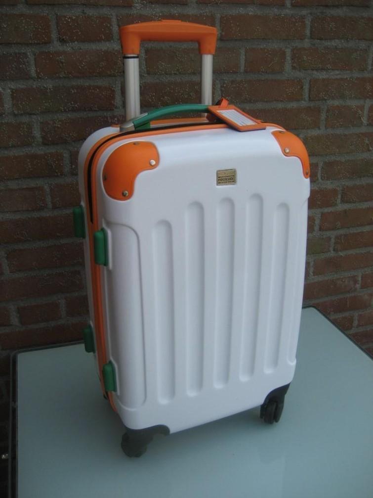 Hippe Postcodeloterij Reiskoffer/Handbagage
