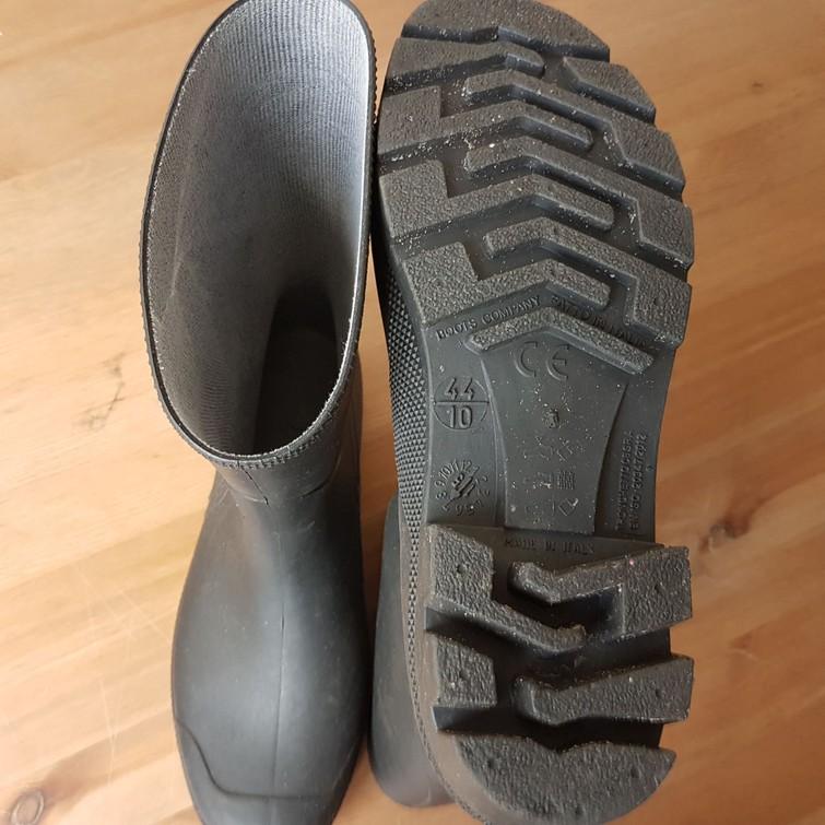 rubber laarzen