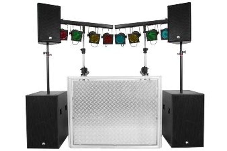 DJ settup