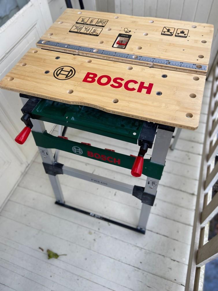Zaagtafel Bosch