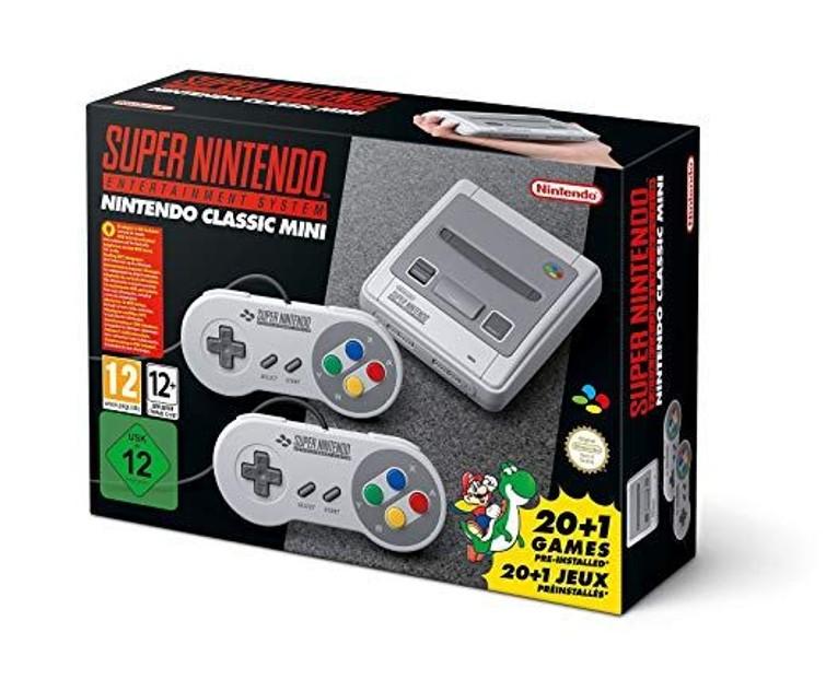 Super Nintendo Classic (SNES)