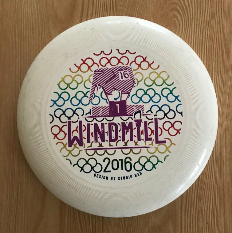 Ultimate Frisbee (175 gram)