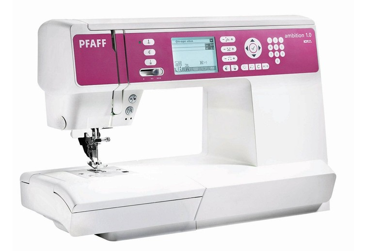 Naaimachine Pfaff Ambition 1.0