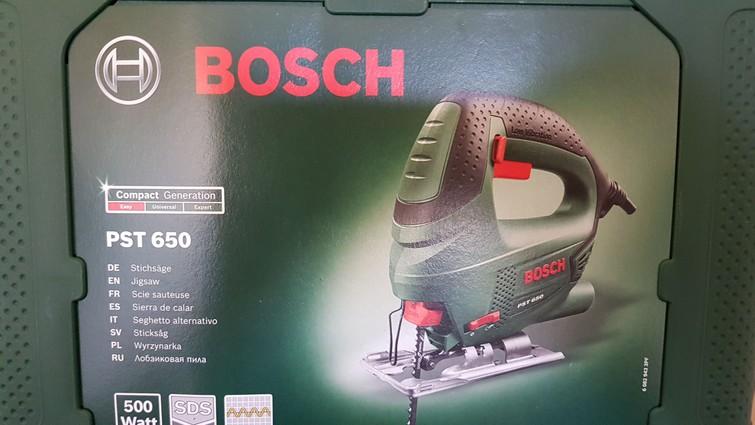 Bosch PST 650 decoupeerzaag