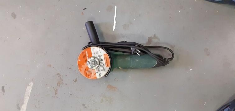 Bosch haakse slijper