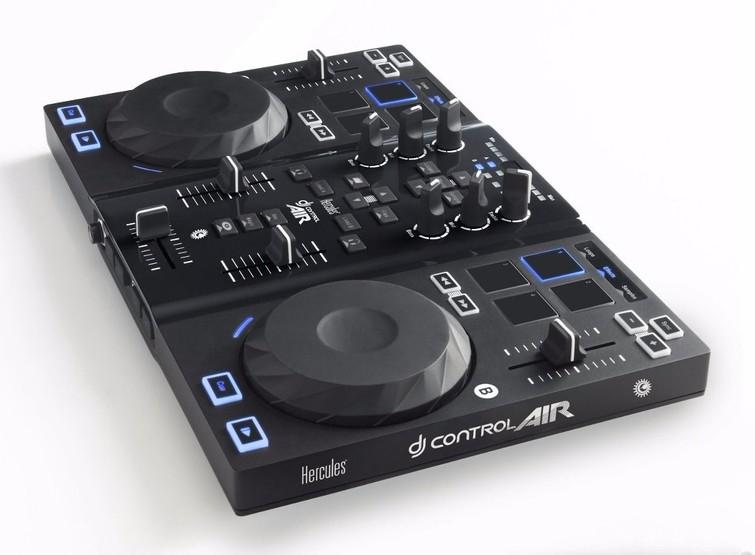 DJ draaitafel controller