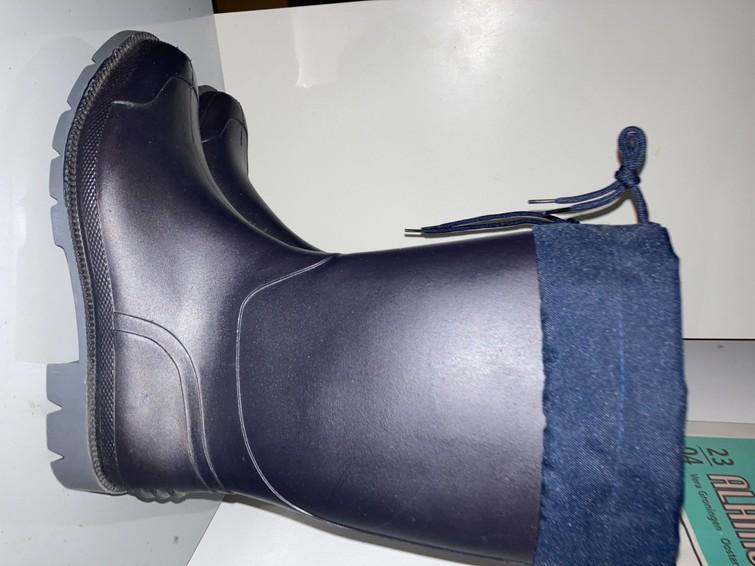 rubber laarzen  mt41