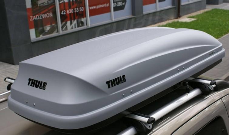 Thule dakkoffer 420 liter