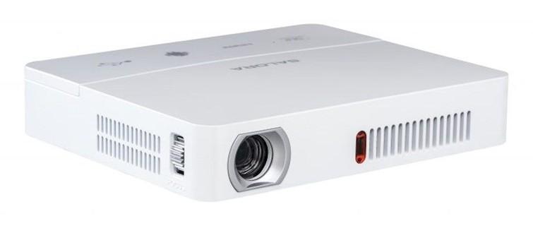 Mobiele Pic beamer - Salora DBS350 1600 ansilumen