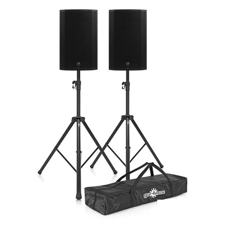 Professionele Geluidset / Geluidinstallatie / Speakers tot 100 personen