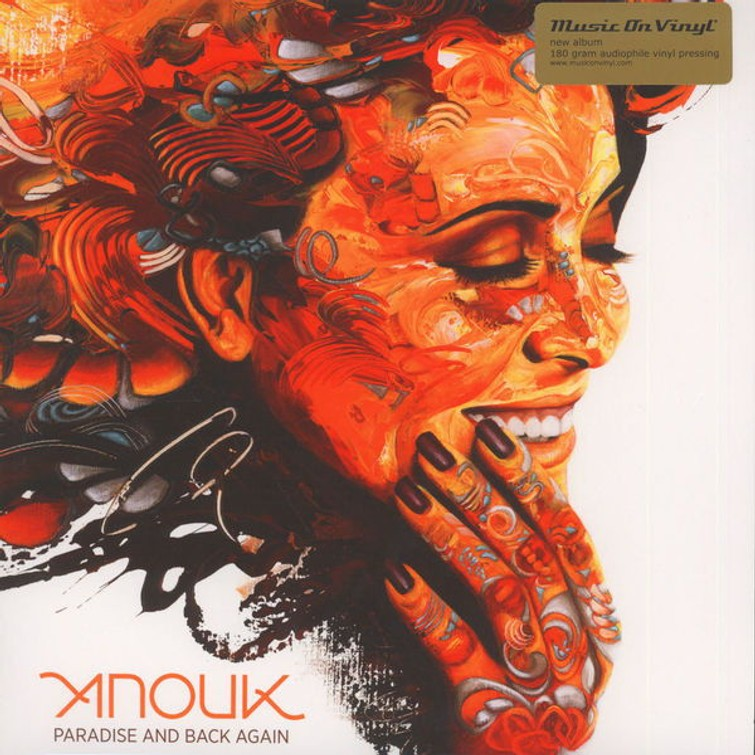 Anouk – Paradise And Back Again (Vinyl LP) 24-11-2014.  - Langspeel Plaat 33 Toeren.