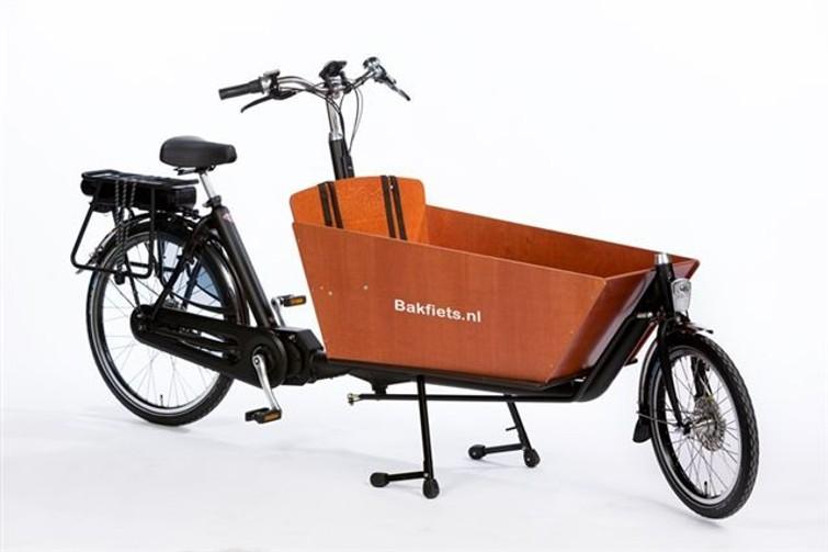 Elektrische bakfiets bakfiets.nl