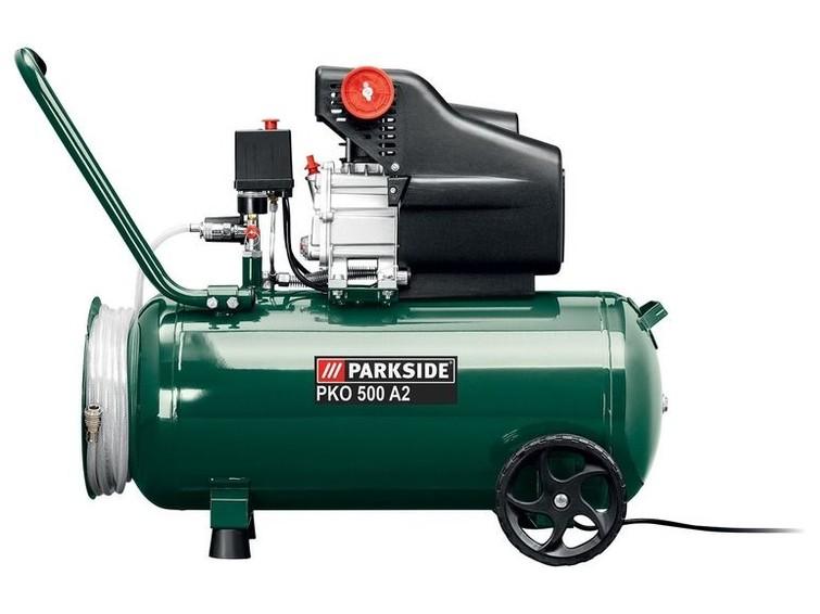 compressor met airtools