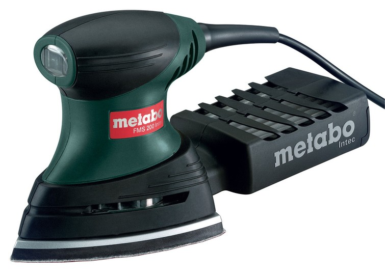 Deltaschuurmachine Metabo