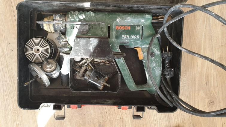 Bosch Klopboormachine