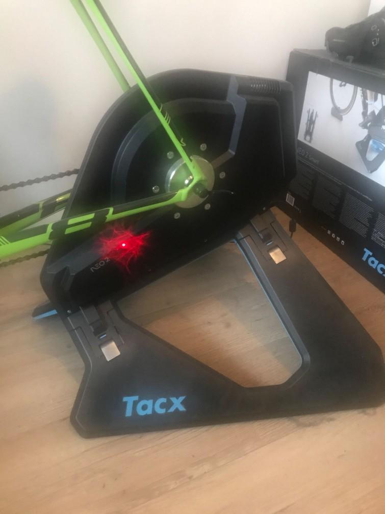 Tacx Neo 2 fietstrainer