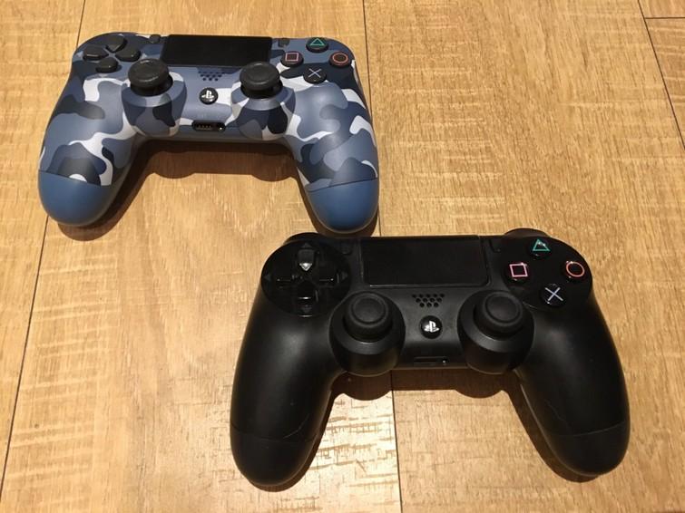 playstation 4 controller (2 varianten)