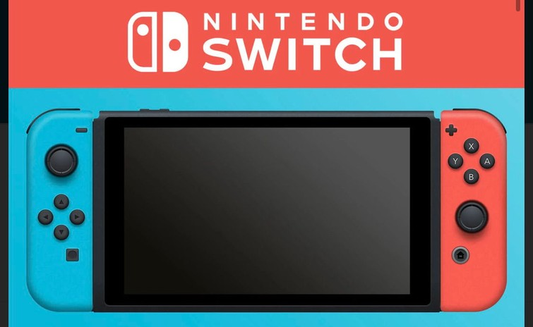 Nintendo Switch incl. Games