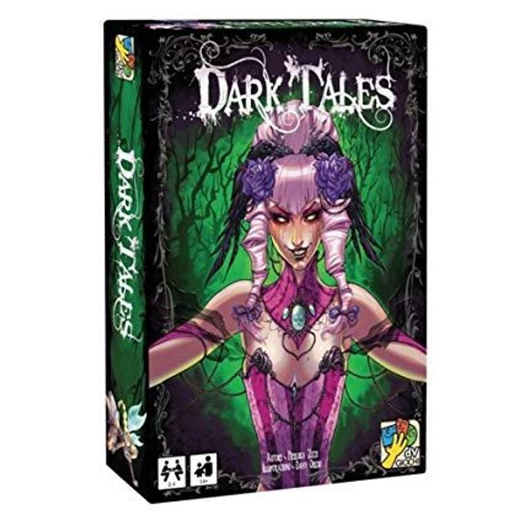 Dark Tales bordspel, kaartspel