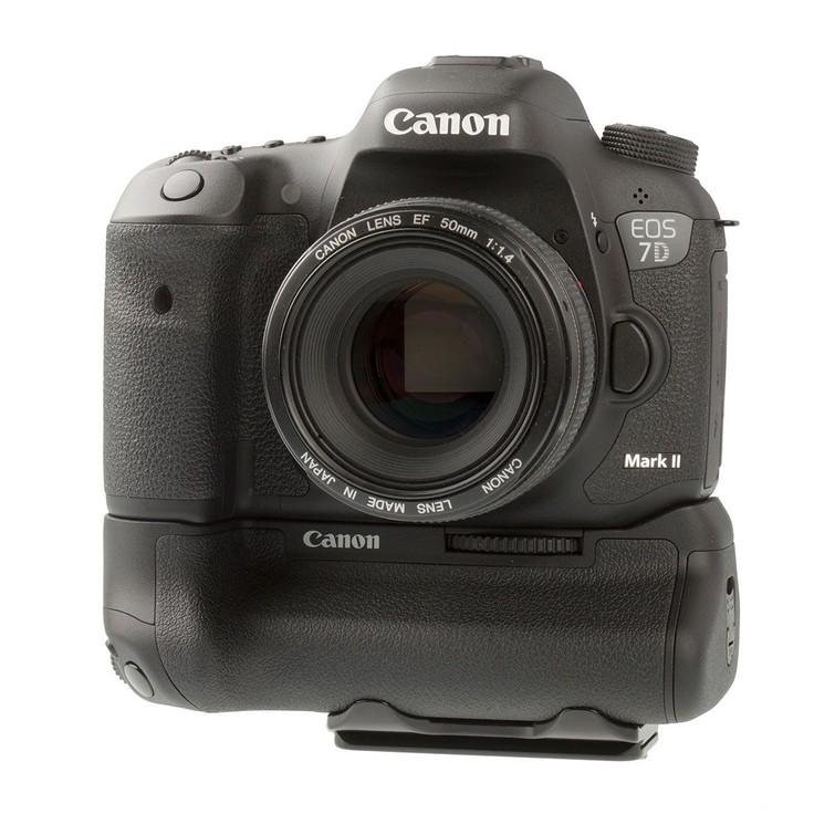 Spiegelreflex camera Canon EOS 5D mark ii + accesoires