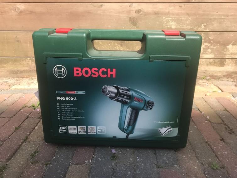 Heteluchtpistol Bosch PHG 600-3