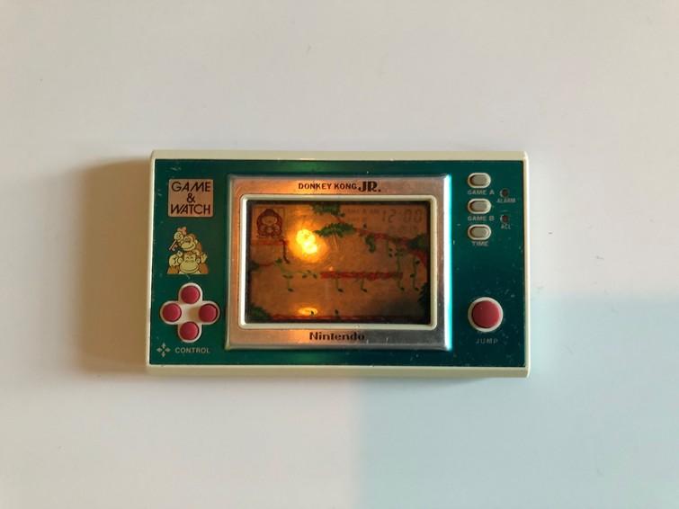Nintendo Game & Watch - Donkey Kong (Retro Gaming)