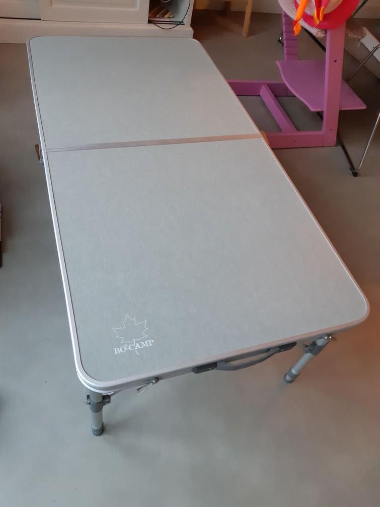 Opvouwbare (Camping/picknick/tuin) tafel