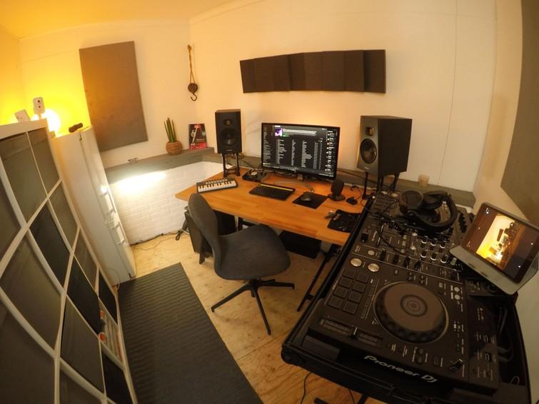 Studio ruimte