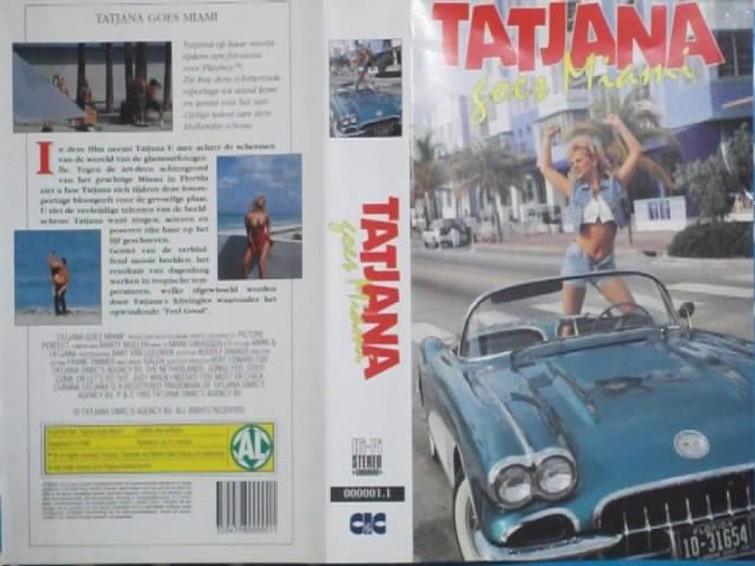 Tatjana - Goes Miami (Tatjana Simic) 24 Juli 1993. - MP4 & DVD