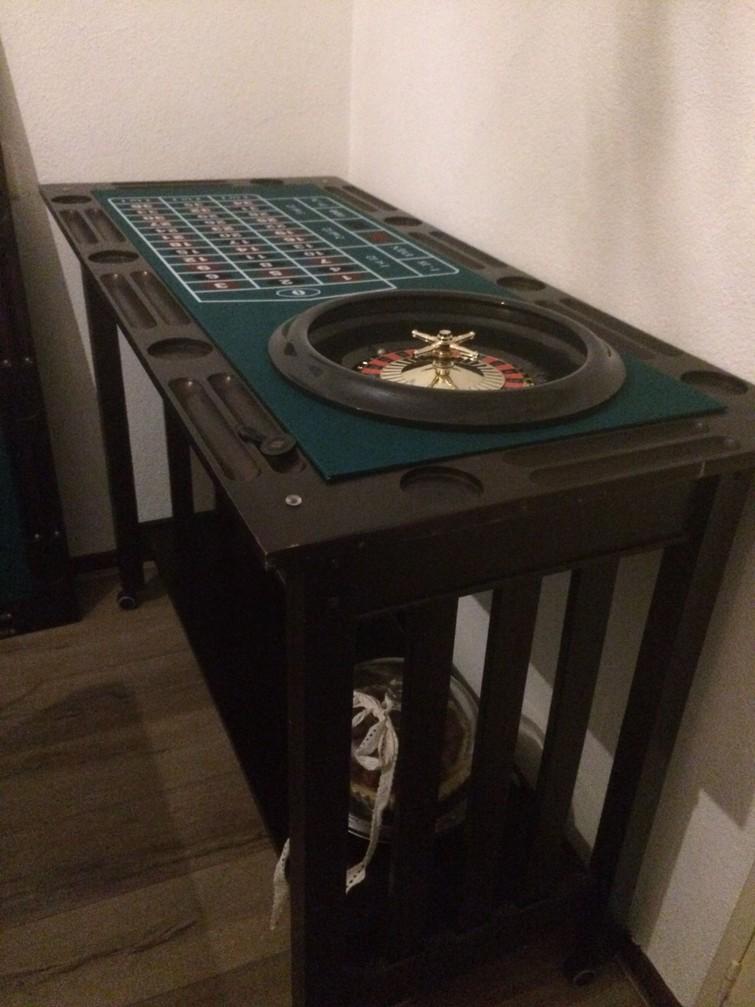 casino tafel