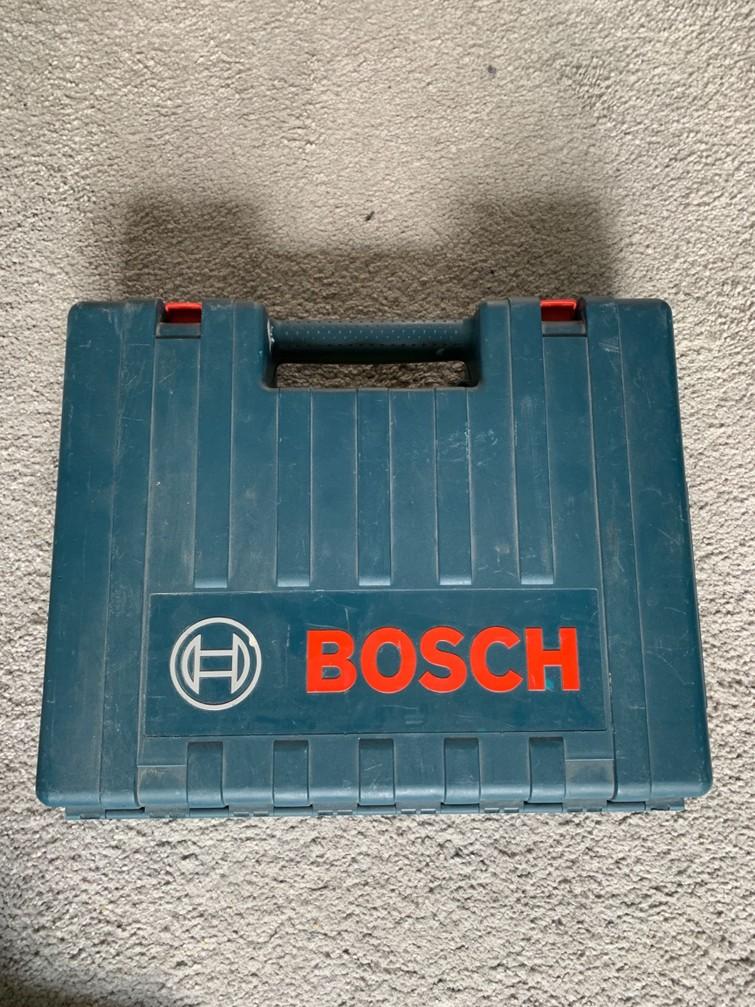 Bosch boorhamer