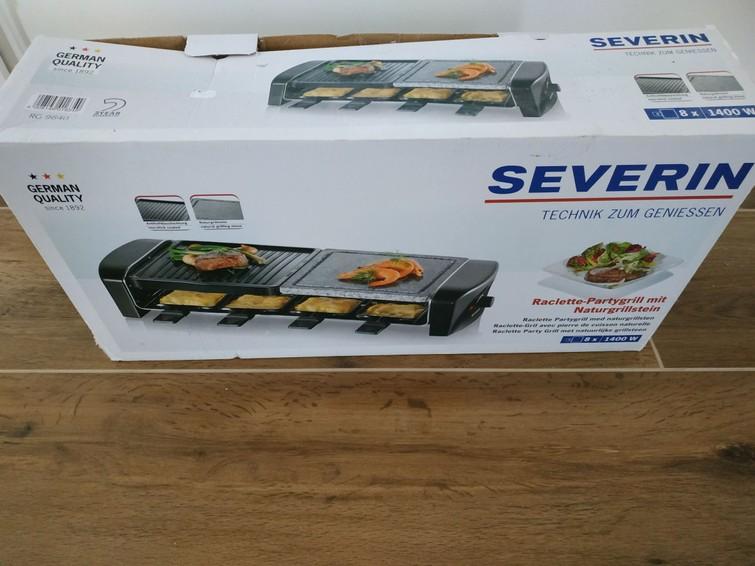 Raclettestel / natuursteen grill 8 personen