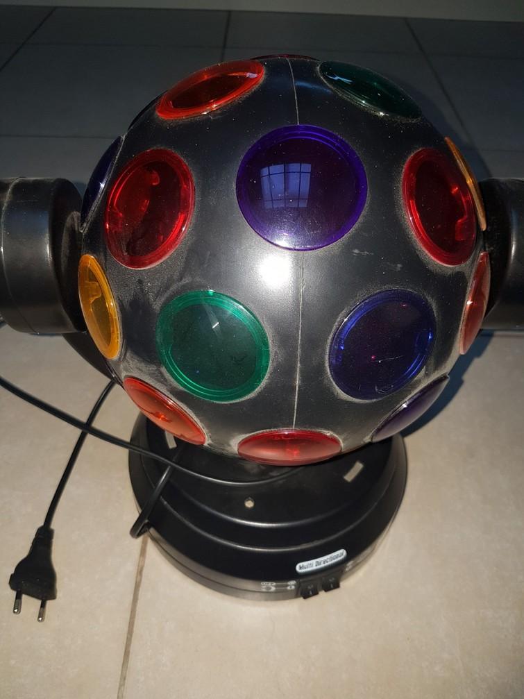 Feestverlichting stroboscoop