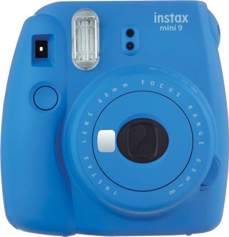Polaroid camera (Fujifilm instax mini 9)