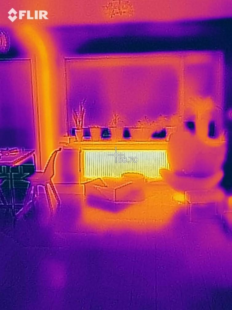 warmtebeeldcamera Flir one