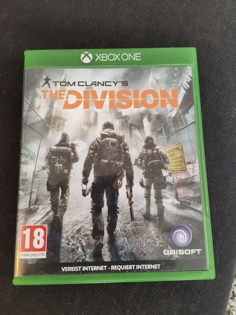 The Division voor Xbox One