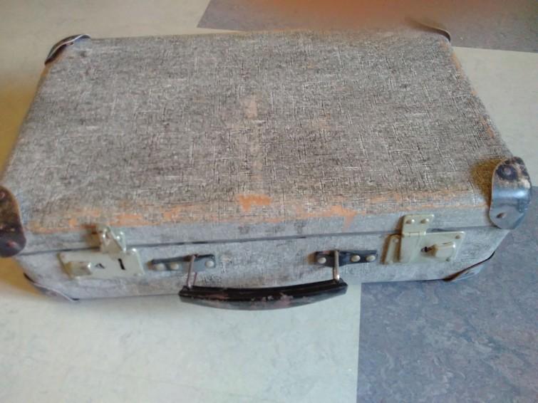 Klein formaat 'antieke' koffers