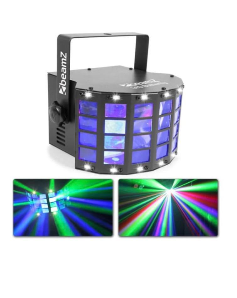 Stroboscoop lichteffect