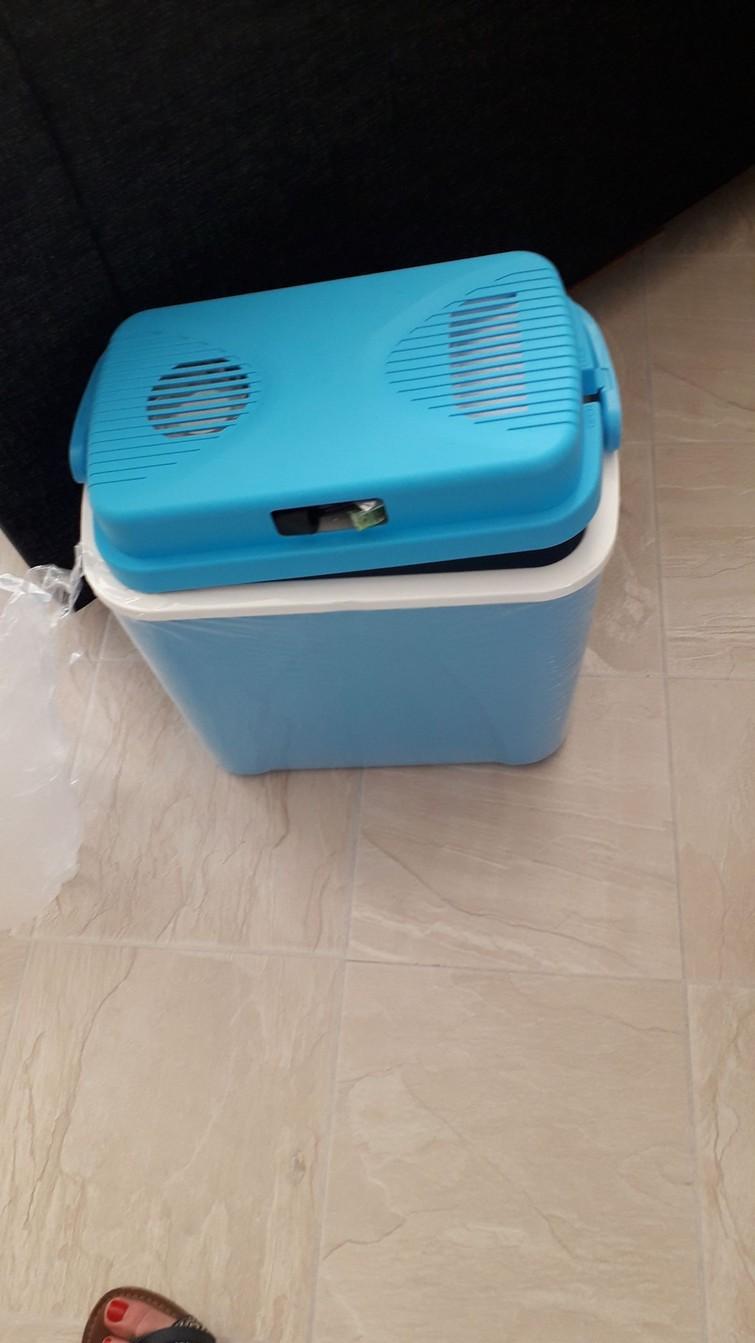 Elektrische koelbox voor in auto