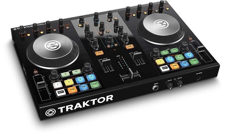 DJ Set - Traktor S2