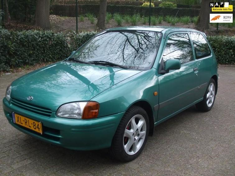 Toyota Starlet - auto