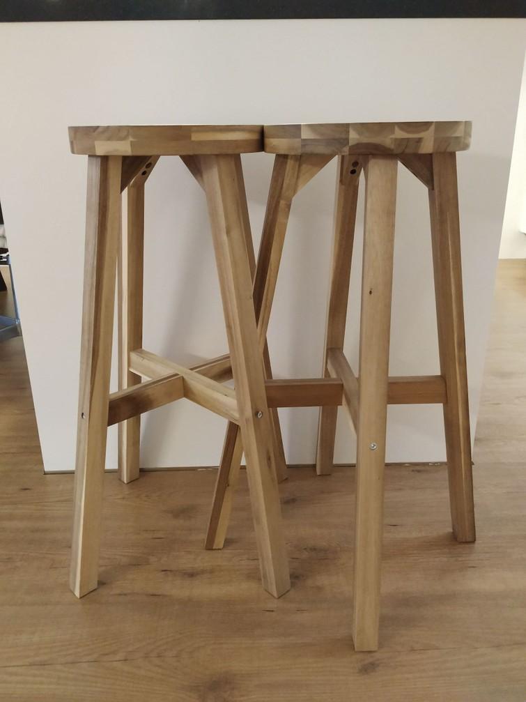 Barkruk (2st. Ikea)