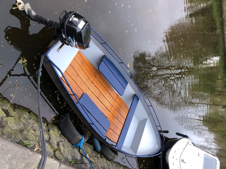 Grachtenboot